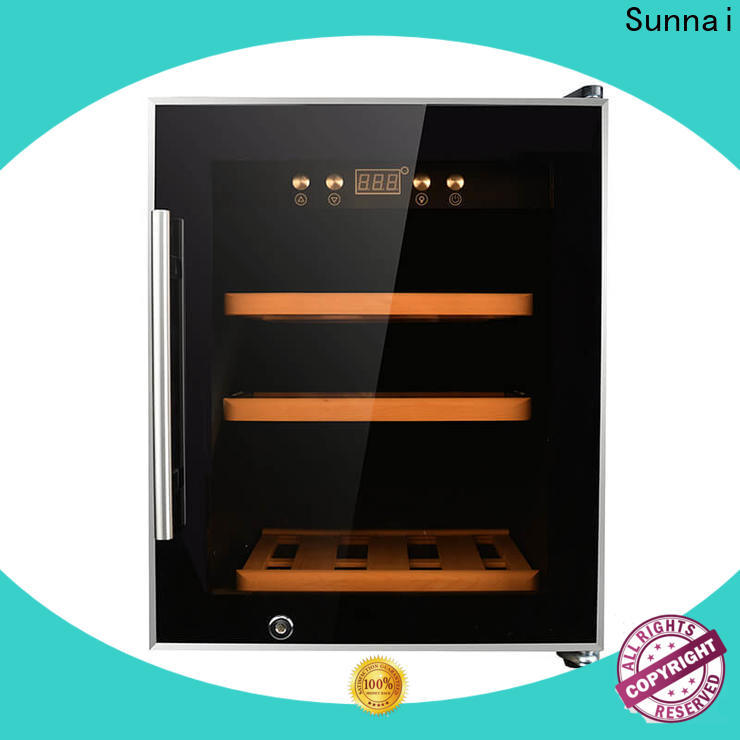 Sunnai wine wine fridge under bench supplier for home
