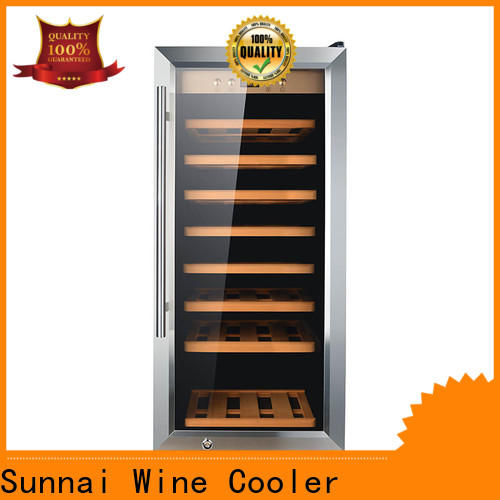 single cool wine coolers table supplier for home