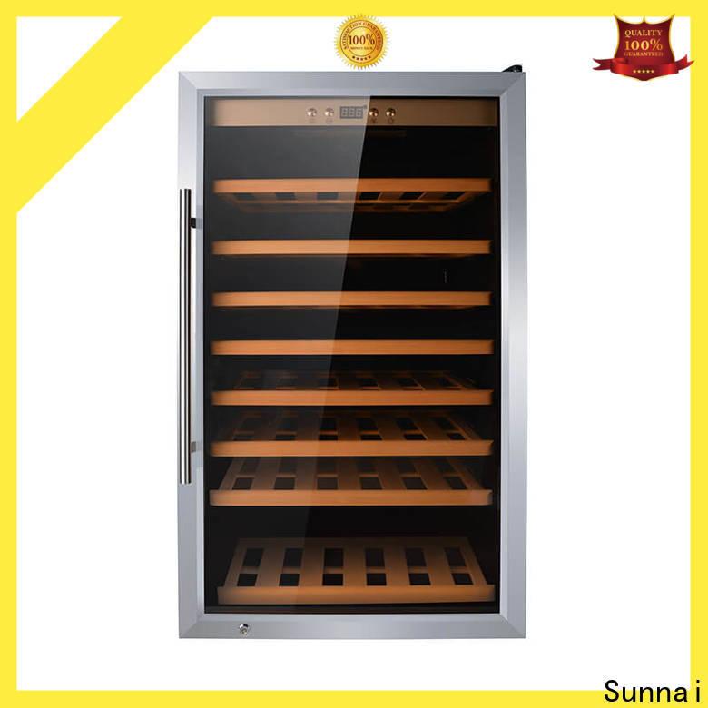 Sunnai table 36 inch wine fridge product for home