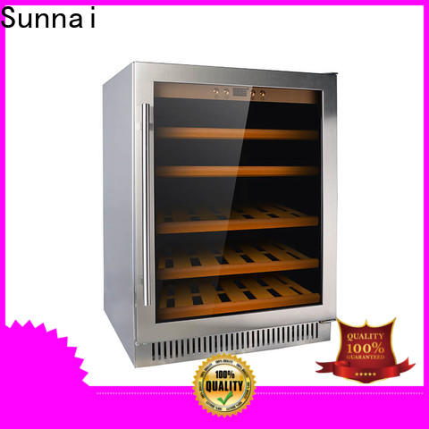 single single zone wine refrigerator refrigerator series for shop