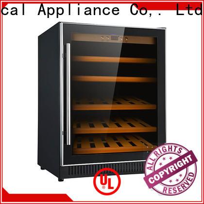 Sunnai online under counter wine fridge compressor for home