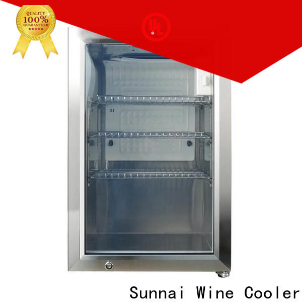 Sunnai high quality portable beverage cooler for business for indoor