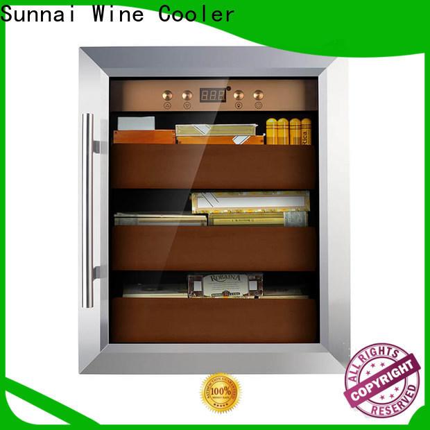Sunnai cigar cigar fridge manufacturers for work station