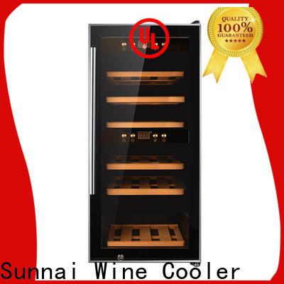 Sunnai durable wine refrigerator brands refrigerator for shop