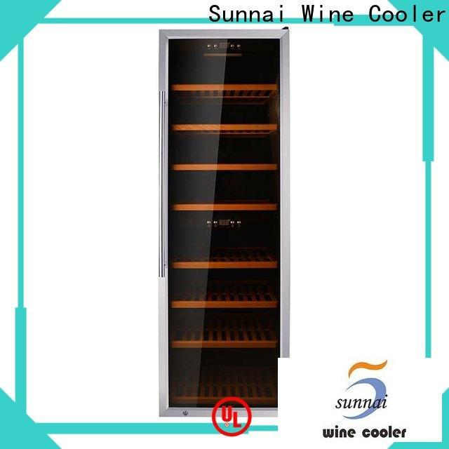 online 24 inch wide wine fridge double supplier for indoor