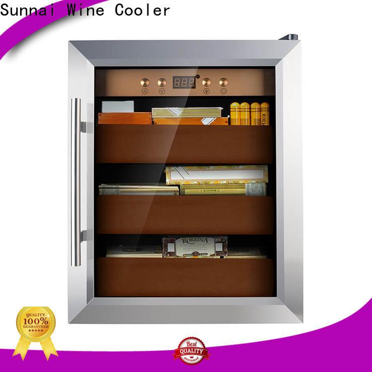 Sunnai cooler cigar cooler humidor wholesale for shop