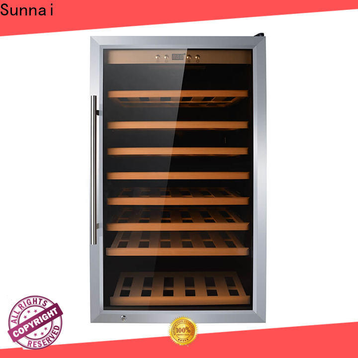 Sunnai single red wine cooler series for indoor