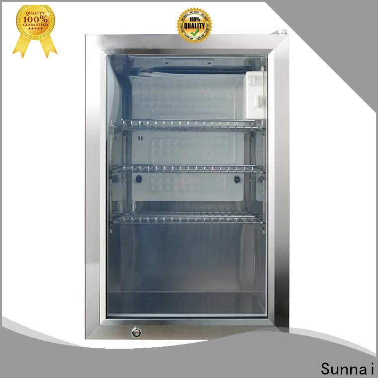 Sunnai Sunnai beverage center refrigerator wholesale for indoor