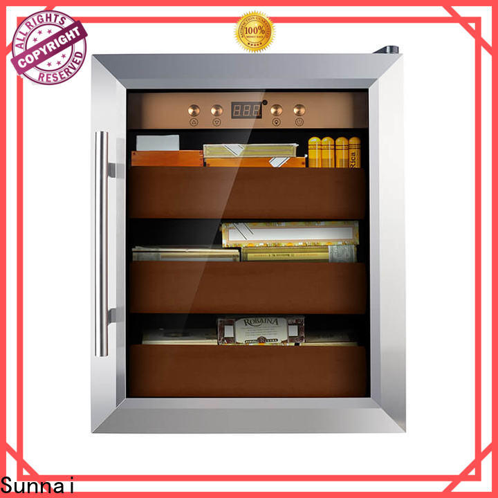 quality electric cigar humidor product company for work station