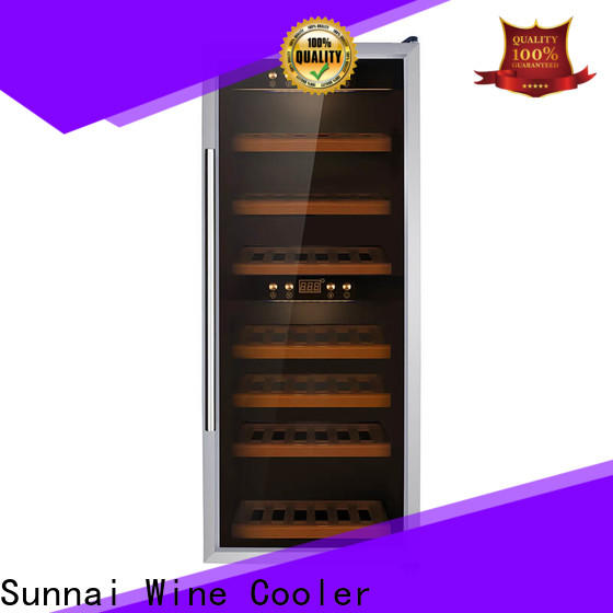 Sunnai double wine bottle chiller product for shop