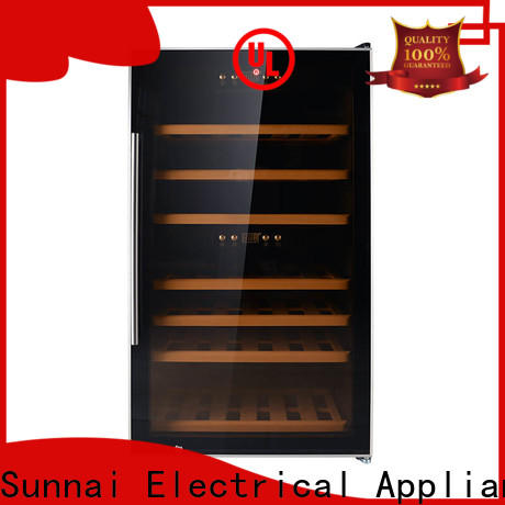 Sunnai durable stainless wine cooler wholesale for indoor