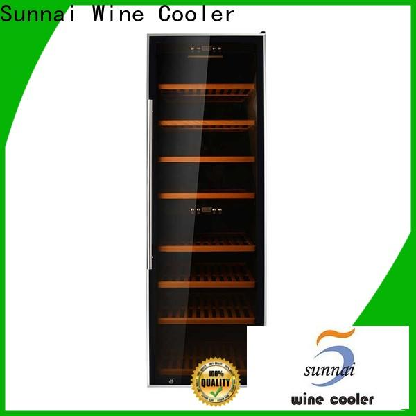 Sunnai cellar wine fridge price wholesale for work station