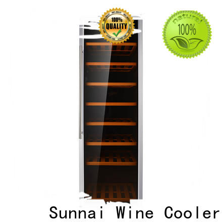 Sunnai fridge stand for wine cooler manufacturer for home