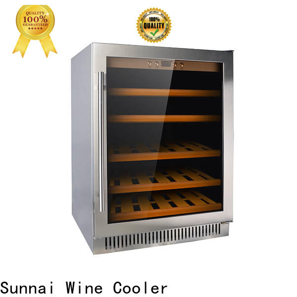 Sunnai safety undermount wine cooler series for work station