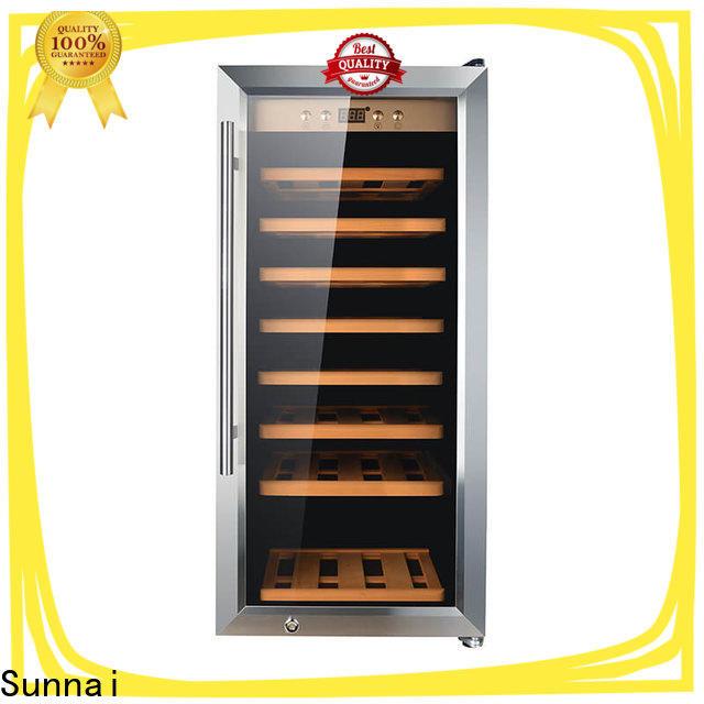 Sunnai refrigerator large wine refrigerator refrigerator for indoor