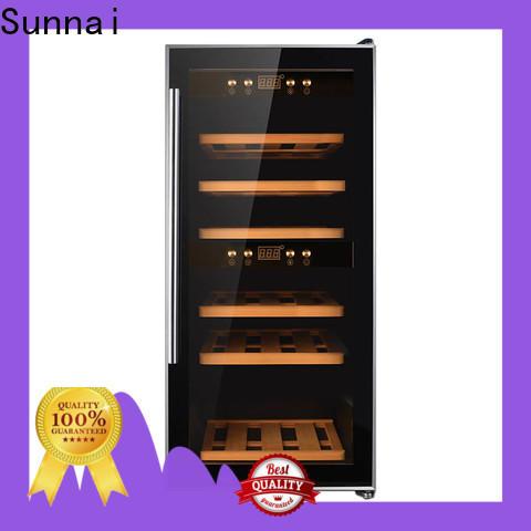 Sunnai cooler skinny wine cooler series for shop