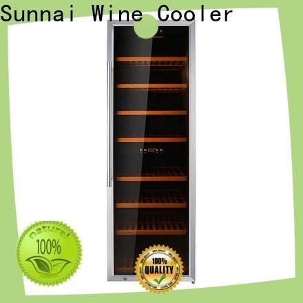 Sunnai cellar 24 x 34 wine refrigerator refrigerator for work station