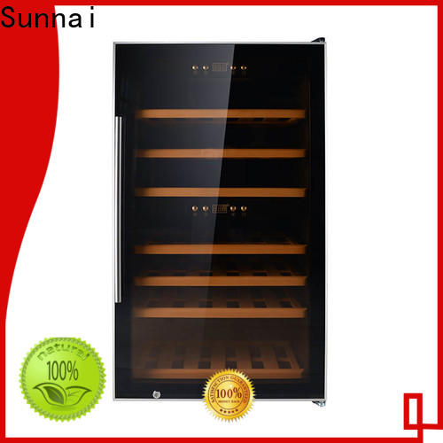 Sunnai cellar baumatic wine cooler manufacturer for home