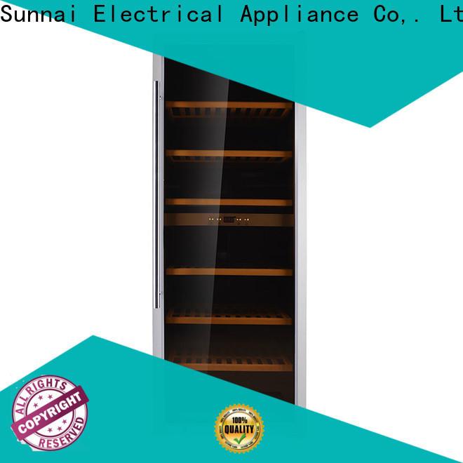 Sunnai bottle chiller fridge dual manufacturer for indoor