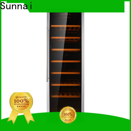 Sunnai Sunnai dual wine cooler wholesale for indoor