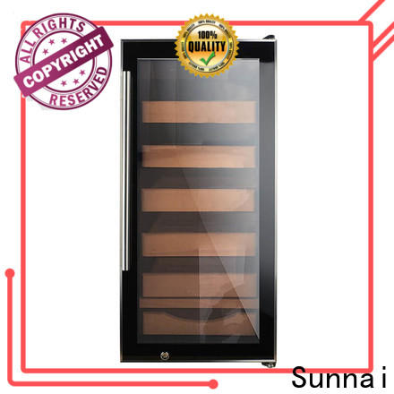 Sunnai online stainless steel cigar humidor company for shop