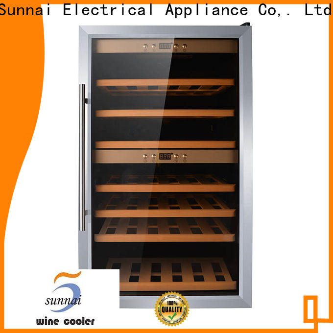 durable tall skinny wine refrigerator double product for home