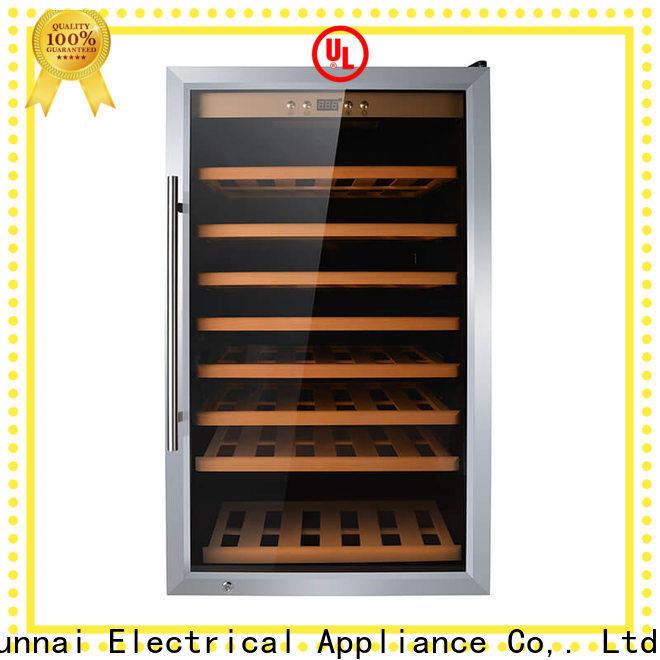 Sunnai online tall thin wine refrigerator series for indoor