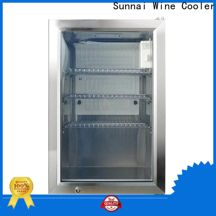 Sunnai car commercial drink coolers supplier for shop