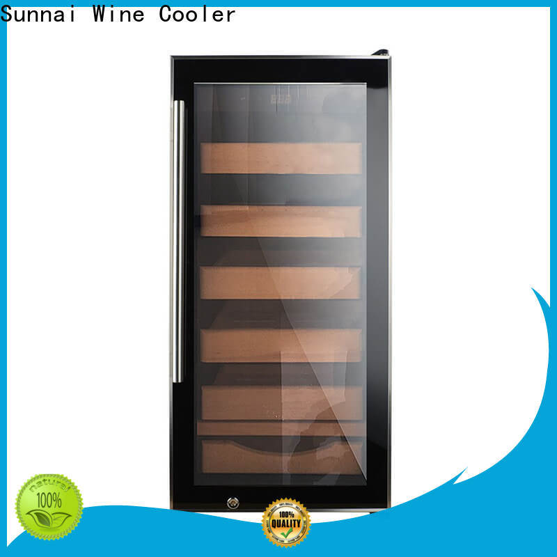 Sunnai online cigar refrigerator product for home