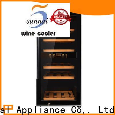 safety wine bottle cooler size series for indoor