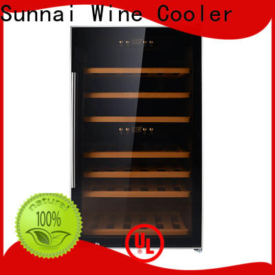 Sunnai wine full height wine refrigerator refrigerator for shop