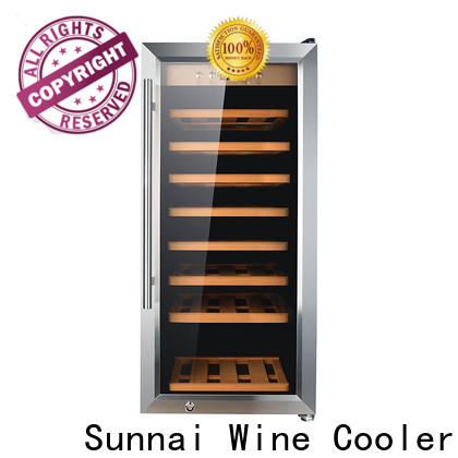 Sunnai fridge top wine chillers series for work station