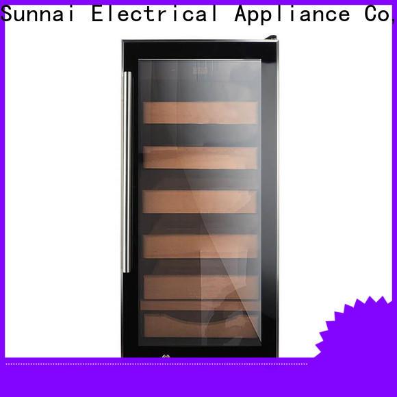 Sunnai sale cigar cooler for business for shop