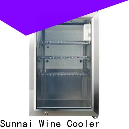 Sunnai professional home depot beverage fridge Suppliers for shop