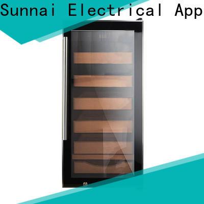 Sunnai cedar cigar cooler manufacturer for work station