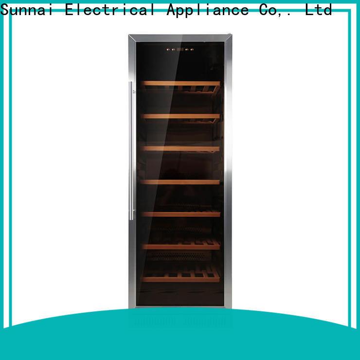 double best under counter wine cooler door wholesale for indoor