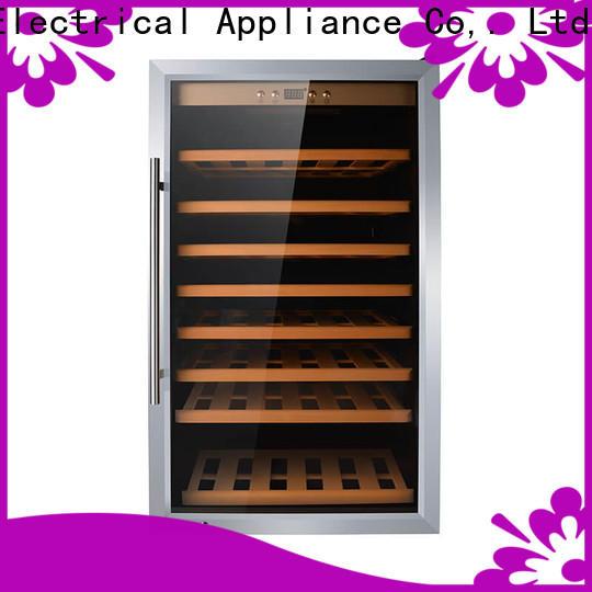 Sunnai refrigerator 22 inch wide wine cooler manufacturer for work station