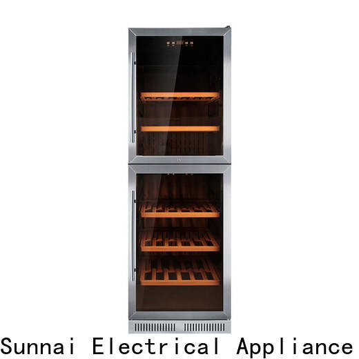 single under counter wine refrigerator refrigerator supplier for shop