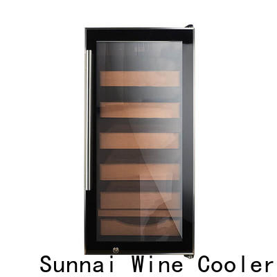 Sunnai online cigar humidor cabinet factory for indoor