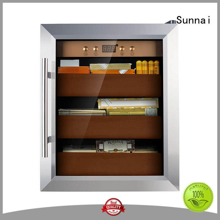 Sunnai quality cigar cooler product for indoor