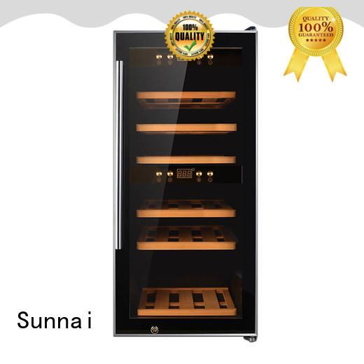 wine freestanding wine cooler size refrigerator for shop