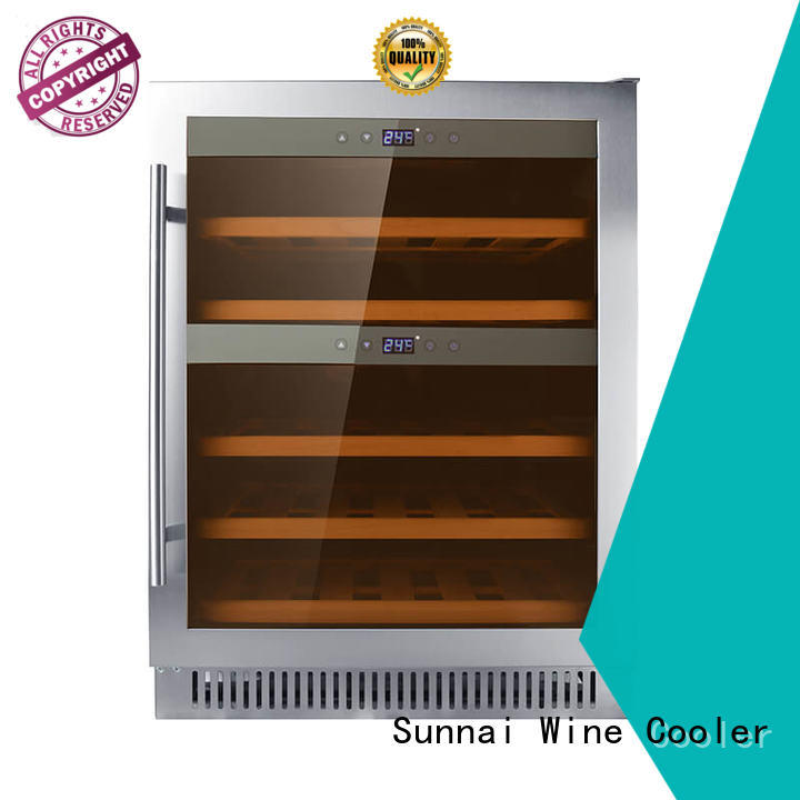 Sunnai online under counter wine refrigerator wholesale for indoor