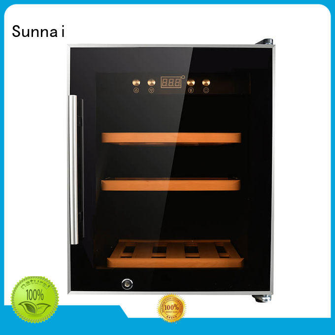 Sunnai cooler wine cooler fridge refrigerator for indoor