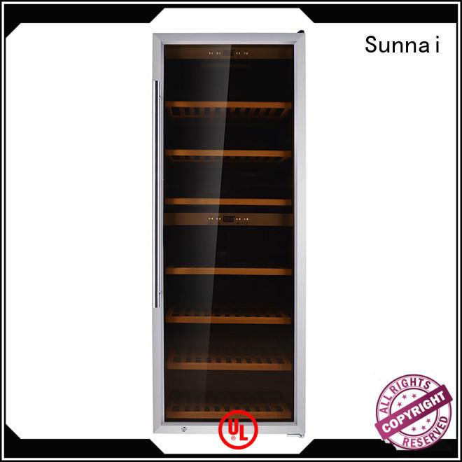 black wine storage cooler cooler refrigerator for home