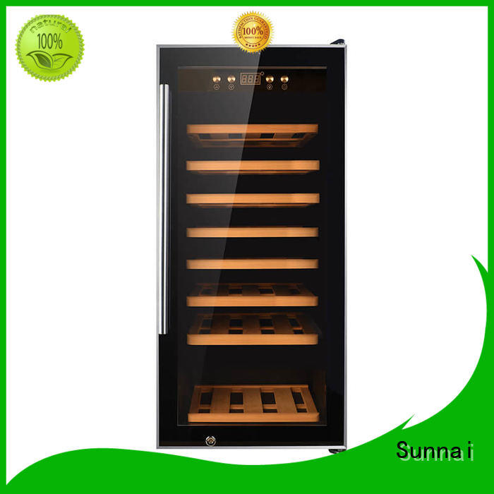 durable wine bottle cooler stainless series for indoor