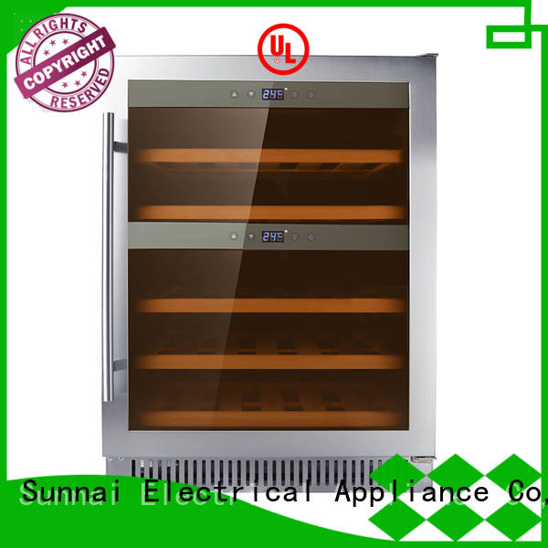 fridge narrow under counter wine fridge compressor work Sunnai