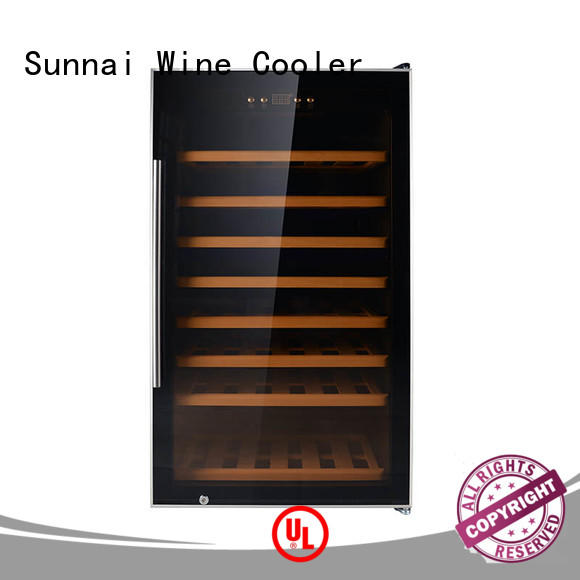 table wine cooler refrigerator product for home Sunnai