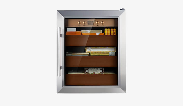 quality cigar fridge online wholesale for work station-1