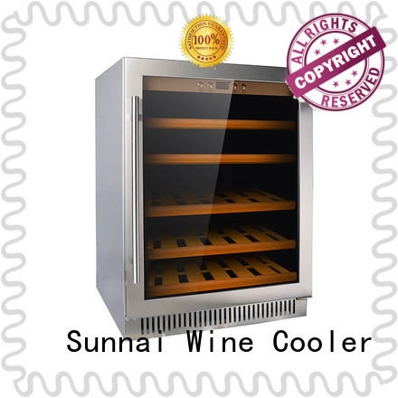 refrigerator under counter wine fridge supplier for home