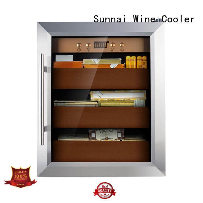 Sunnai online cigar fridge series for shop